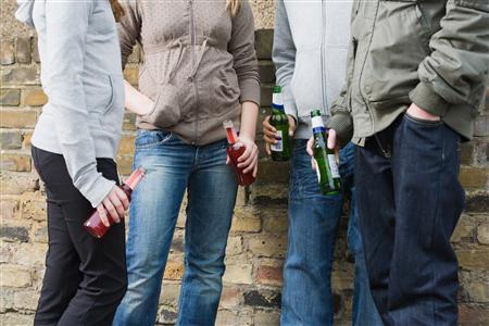 Social host liability - hosts held responsible for underage drinkers