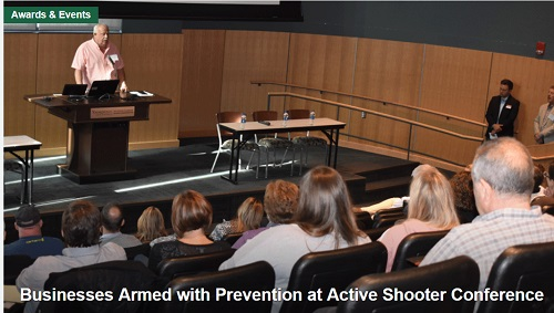 The Business Journal: Businesses Armed with Prevention at Active Shooter Conference