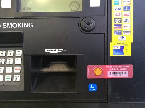 Watch Our for Signs of Gas Station Pump Skimming